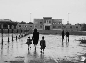 Refugees in Cinecittà